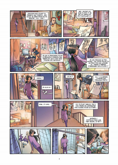 Page 2 Galope comme le vent tome 3