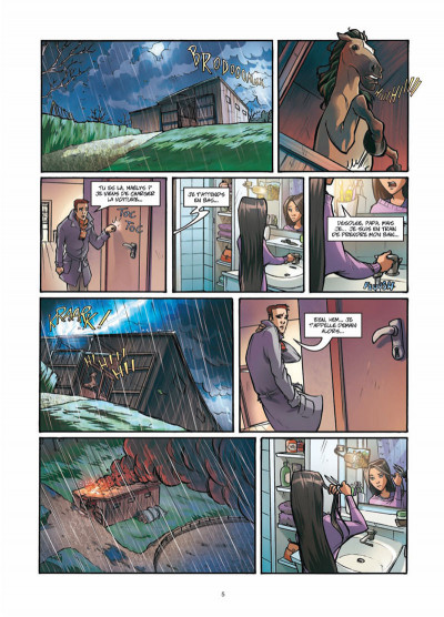 Page 3 Galope comme le vent tome 3
