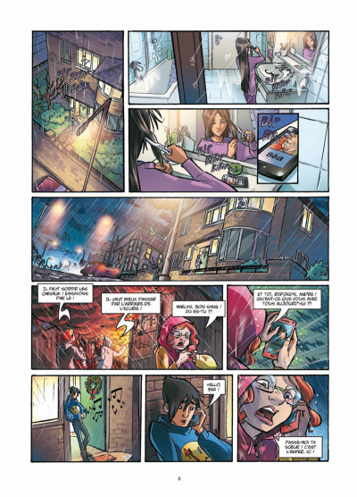 Page 4 Galope comme le vent tome 3