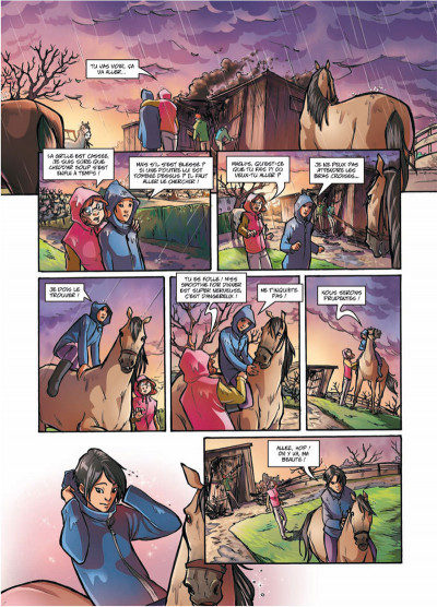Page 5 Galope comme le vent tome 3