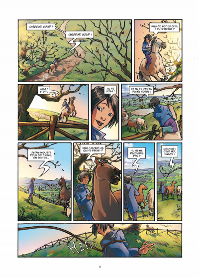 Page 6 Galope comme le vent tome 3