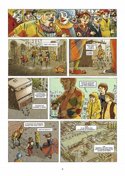 Page 4 Contes et légendes des régions de France tome 3 - Nord Pas-de-Calais