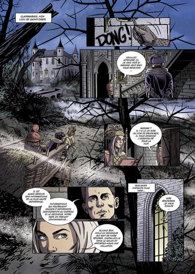 Page 5 Contes et légendes des régions de France tome 3 - Nord Pas-de-Calais