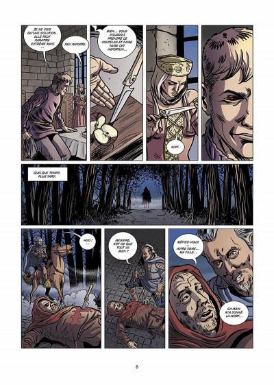 Page 7 Contes et légendes des régions de France tome 3 - Nord Pas-de-Calais