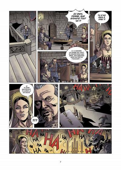 Page 8 Contes et légendes des régions de France tome 3 - Nord Pas-de-Calais
