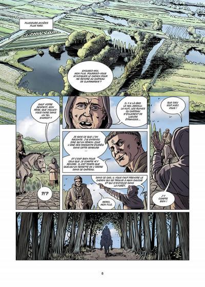 Page 9 Contes et légendes des régions de France tome 3 - Nord Pas-de-Calais