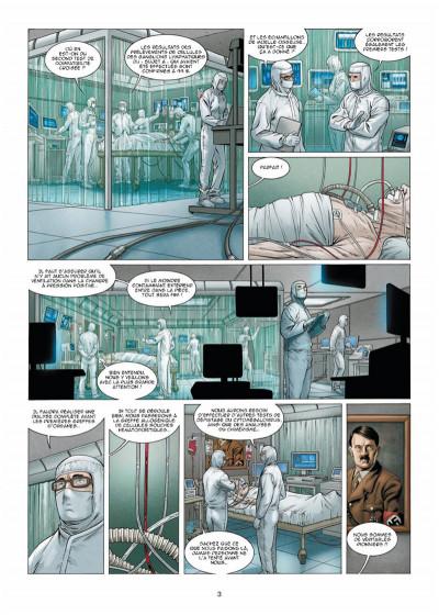 Page 1 le meilleur job du monde tome 2 - tempêtes