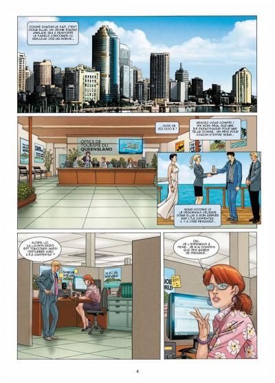 Page 2 le meilleur job du monde tome 2 - tempêtes