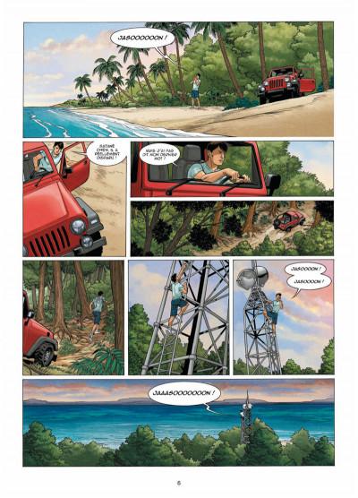 Page 4 le meilleur job du monde tome 2 - tempêtes