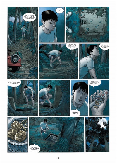 Page 5 le meilleur job du monde tome 2 - tempêtes