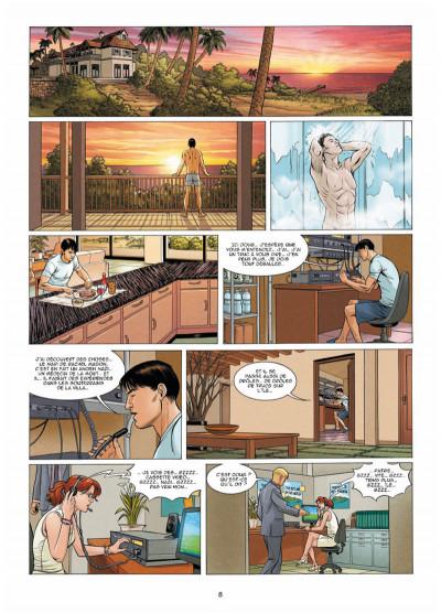 Page 6 le meilleur job du monde tome 2 - tempêtes