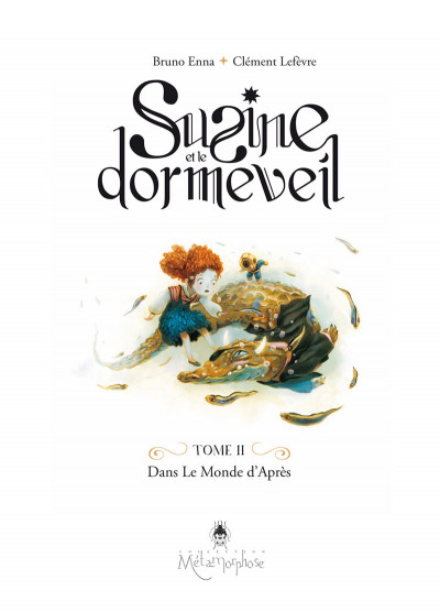 Page 2 Susine et le Dorméveil tome 2 - Dans le monde d'Après