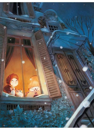 Page 3 Susine et le Dorméveil tome 2 - Dans le monde d'Après