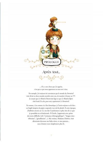 Page 4 Susine et le Dorméveil tome 2 - Dans le monde d'Après