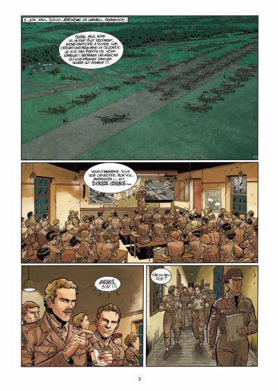 Page 1 Les échappés tome 1