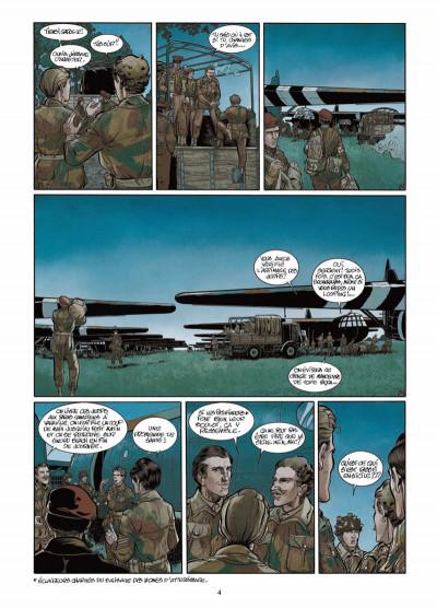 Page 2 Les échappés tome 1