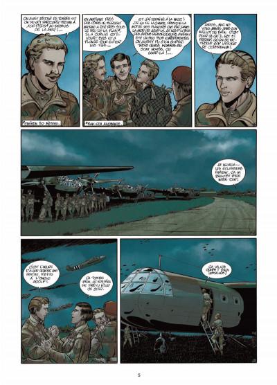 Page 3 Les échappés tome 1