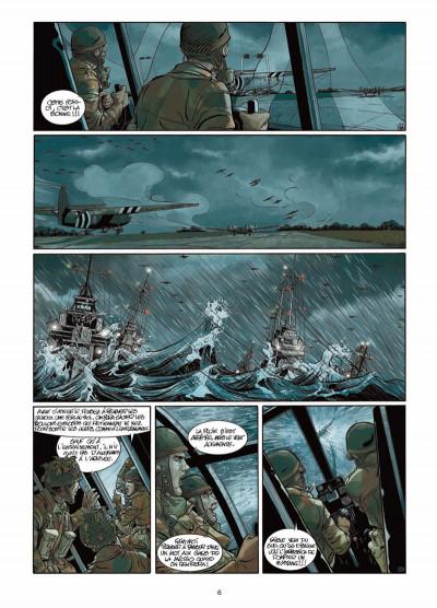 Page 4 Les échappés tome 1
