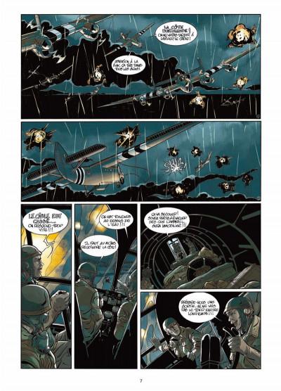Page 5 Les échappés tome 1