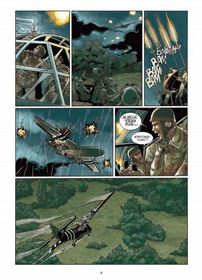 Page 6 Les échappés tome 1