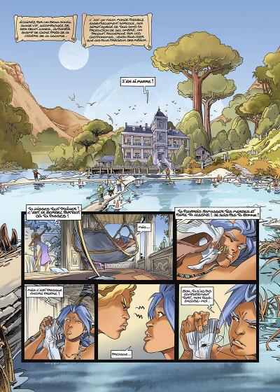 Page 4 Les naufragés d'Ythaq tome 11