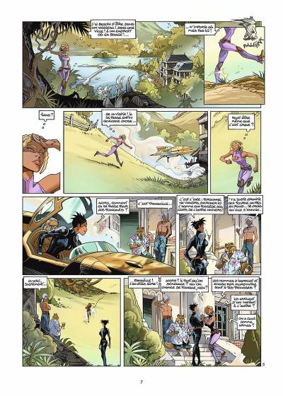 Page 8 Les naufragés d'Ythaq tome 11