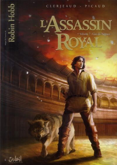 image de L'assassin royal tome 7 - Gué-de-Négoce