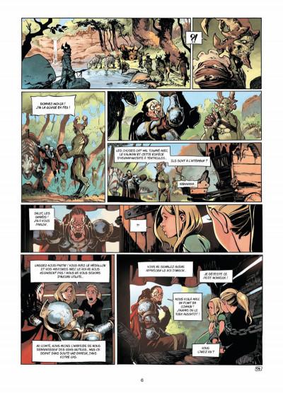 Page 4 Angor tome 5 - Lekerson