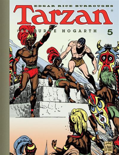 Couverture Tarzan tome 5