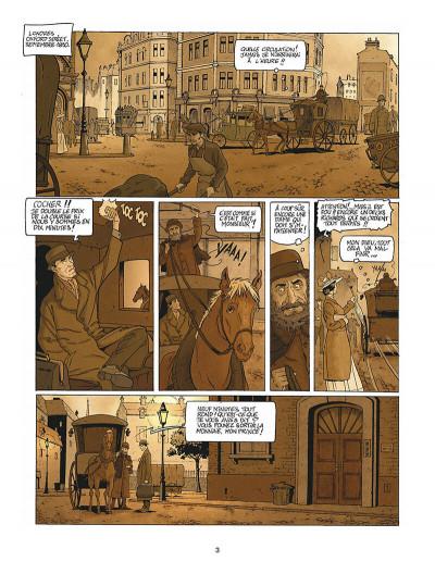 Page 4 Harry Dickson tome 10 - la Sorcière du Kent