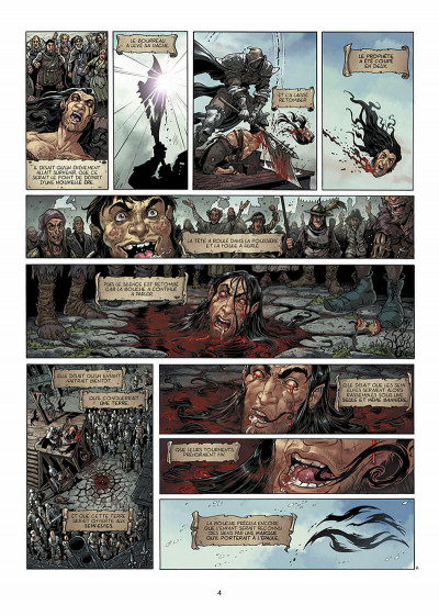 Page 5 Elfes tome 4