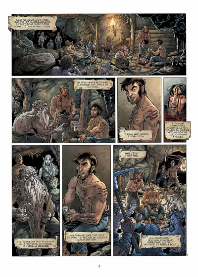 Page 8 Elfes tome 4