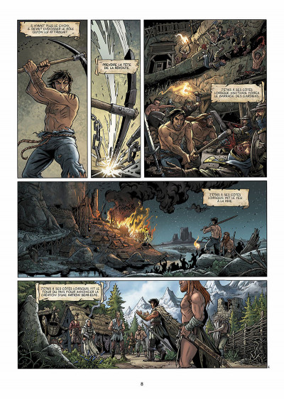 Page 9 Elfes tome 4