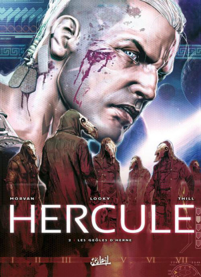 image de Hercule tome 2 - les geôles d'Herne