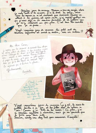 Page 1 Les carnets de Cerise tome 2