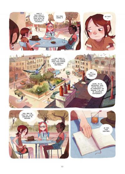 Page 4 Les carnets de Cerise tome 2