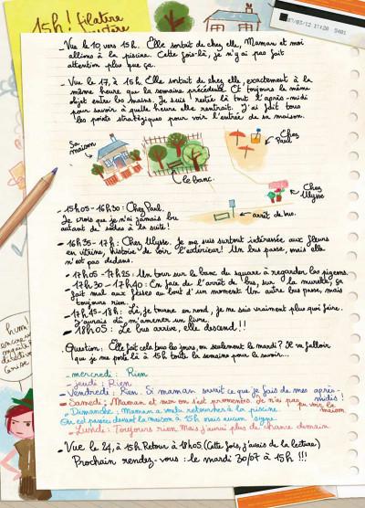 Page 5 Les carnets de Cerise tome 2