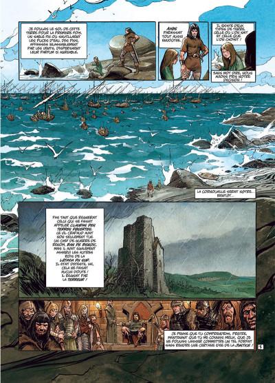 Page 1 Ys la légende tome 3