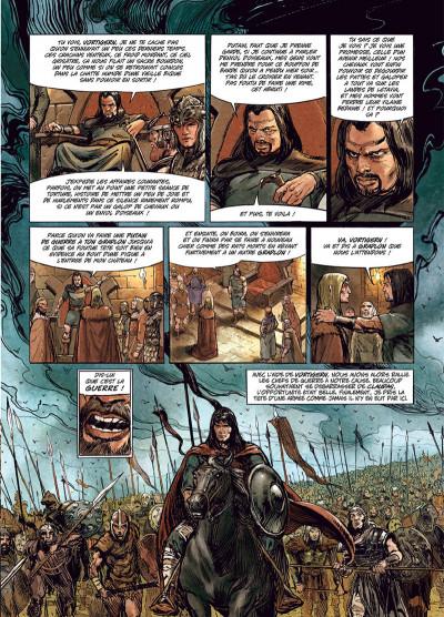 Page 3 Ys la légende tome 3
