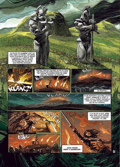 Page 6 Ys la légende tome 3