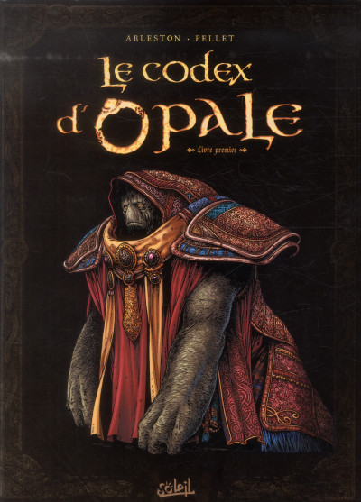 Couverture le codex d'opale tome 1