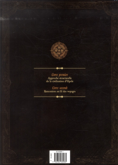 Dos le codex d'opale tome 1
