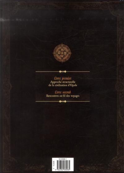 Dos le codex d'opale tome 1