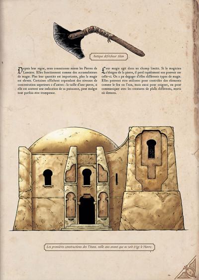 Page 0 le codex d'opale tome 1