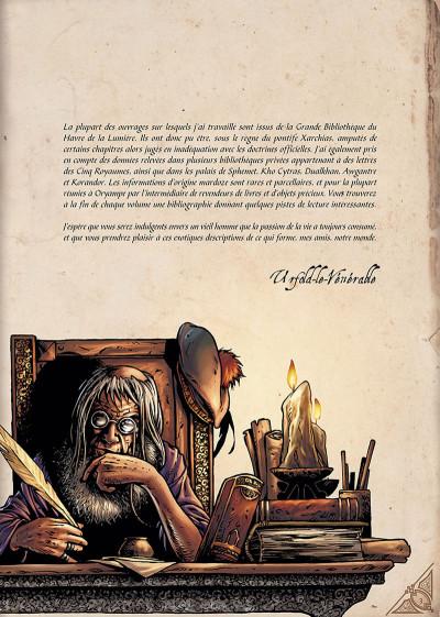 Page 4 le codex d'opale tome 1