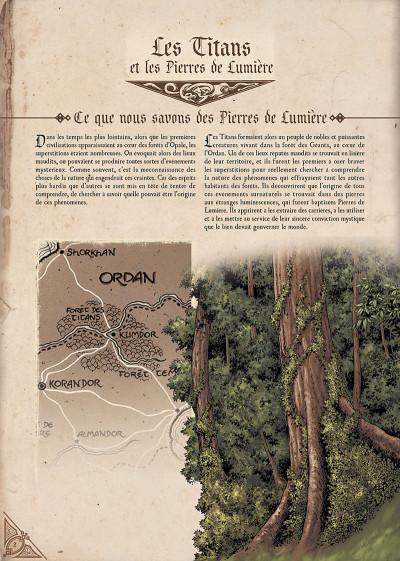 Page 9 le codex d'opale tome 1