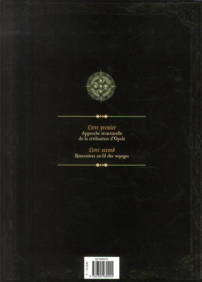 Dos le codex d'opale tome 2