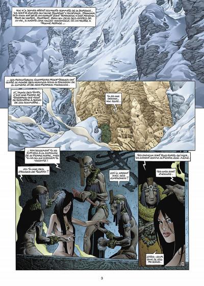 Page 4 les forêts d'opale tome 8 - les hordes de la nuit