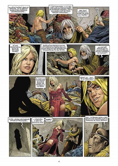 Page 5 les forêts d'opale tome 8 - les hordes de la nuit