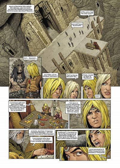 Page 6 les forêts d'opale tome 8 - les hordes de la nuit